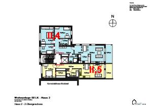 Haus 2 – 2. OG
