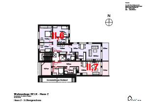 Haus 2 – 3. OG